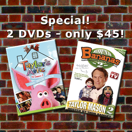 2 DVD Special