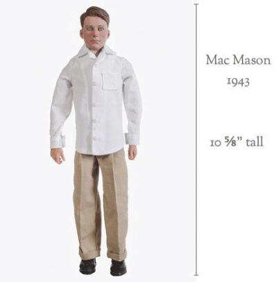 Mac Mason Doll