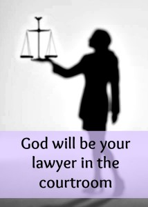 God Lawyer